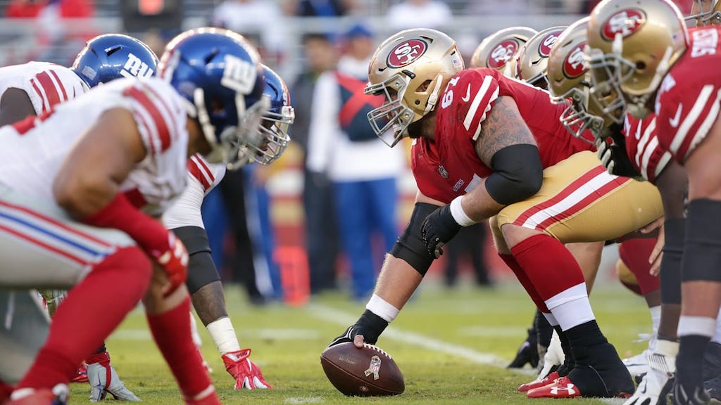 Niners Giants Betting | SF Has 'Sticky' Problem
